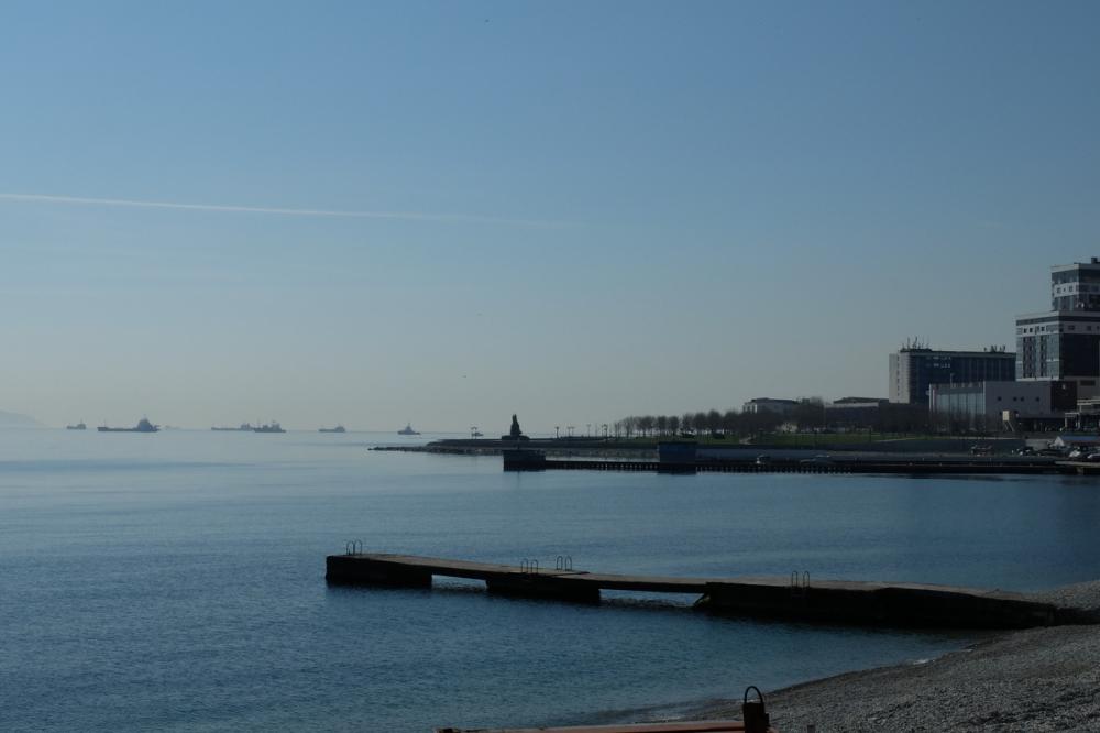 В Новороссийске закрыли для купания 13 пляжей