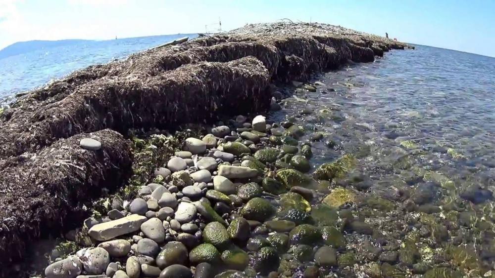 Новороссийцам не стоит ходить на остров Суджук и ехать на песчаные пляжи  — начались тягуны