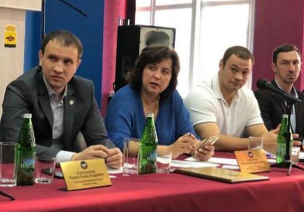 26 октября в Морском культурном центре была проведена конференция Федерации бокса города Новороссийска