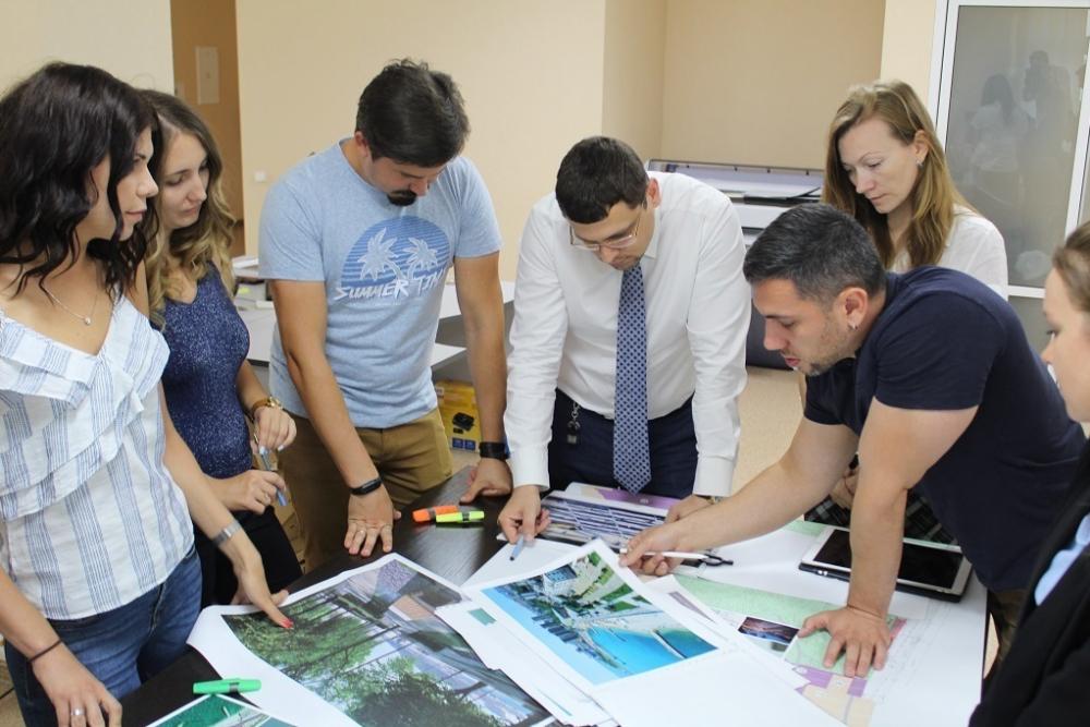 Южные пруды станут новым местом притяжения жителей и гостей Новороссийска