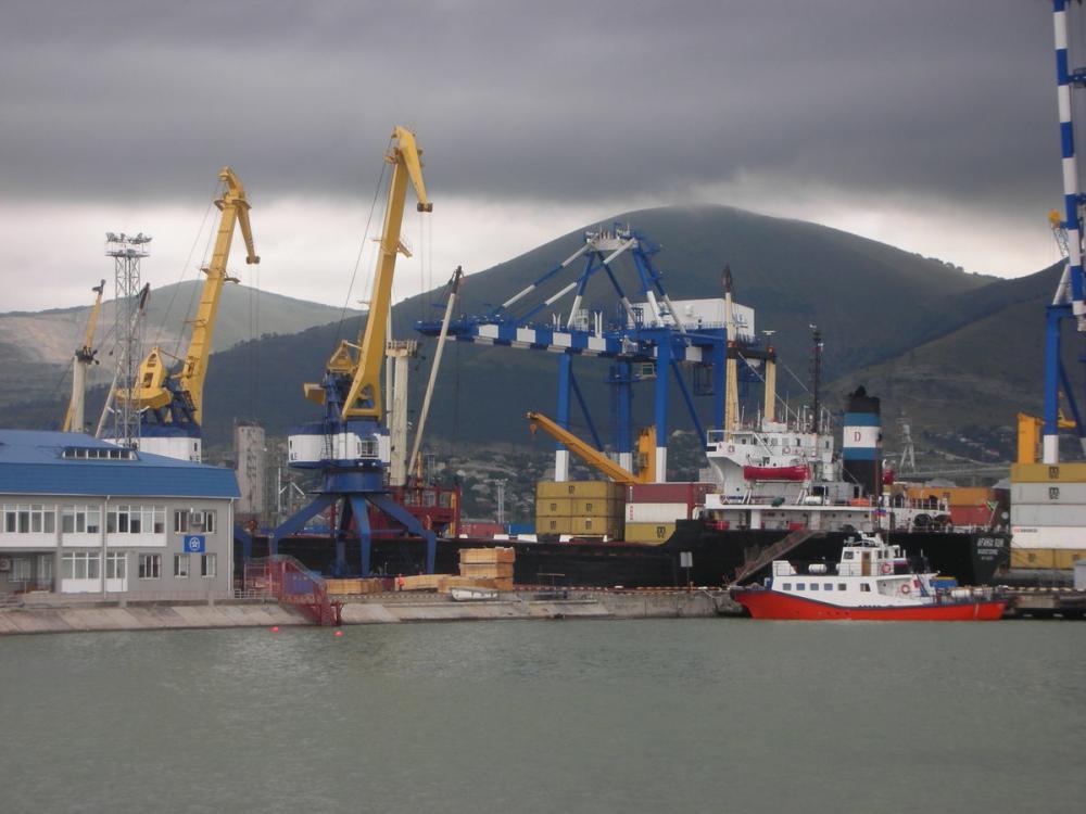Женщине оторвало кисти рук в порту Новороссийска