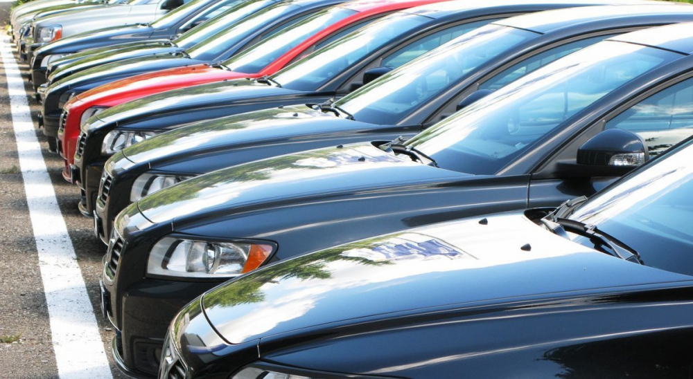 На 10% в год увеличивается в РФ продажа автомобилей