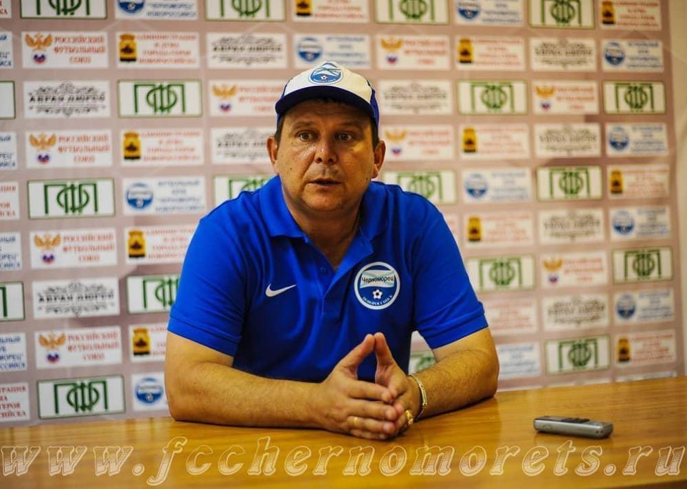В «Черноморце» назначили нового тренера из-за скандала