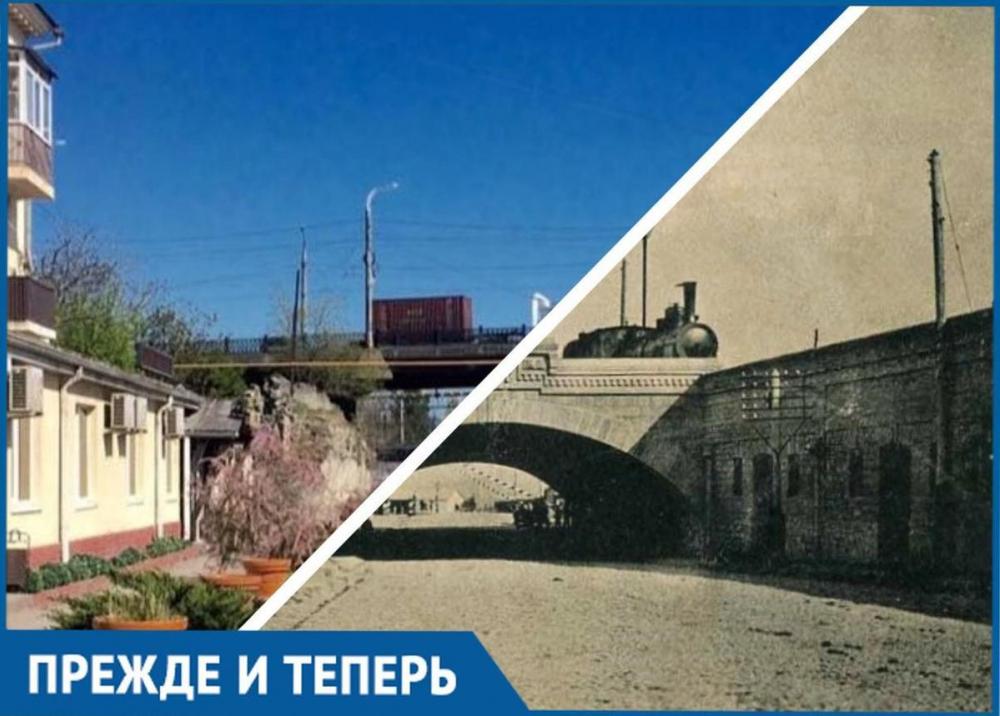 Прежде и теперь: Что стоит на месте тоннеля на ул. Вокзальная