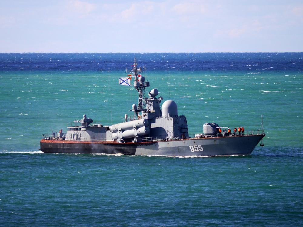 Военно-морская база Новороссийска пополнится новым судном