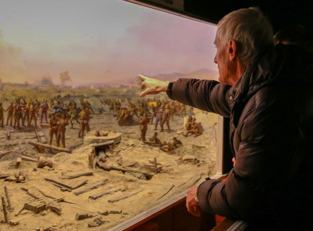 Новороссийский музей стал частью проекта «Территория Победы»