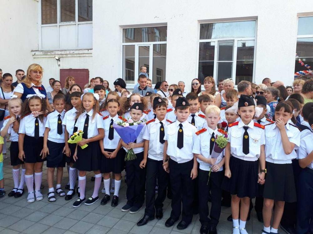 Ученики 3 «К» класса Гимназии № 2 рассказали все о педагоге Инне Викторовне