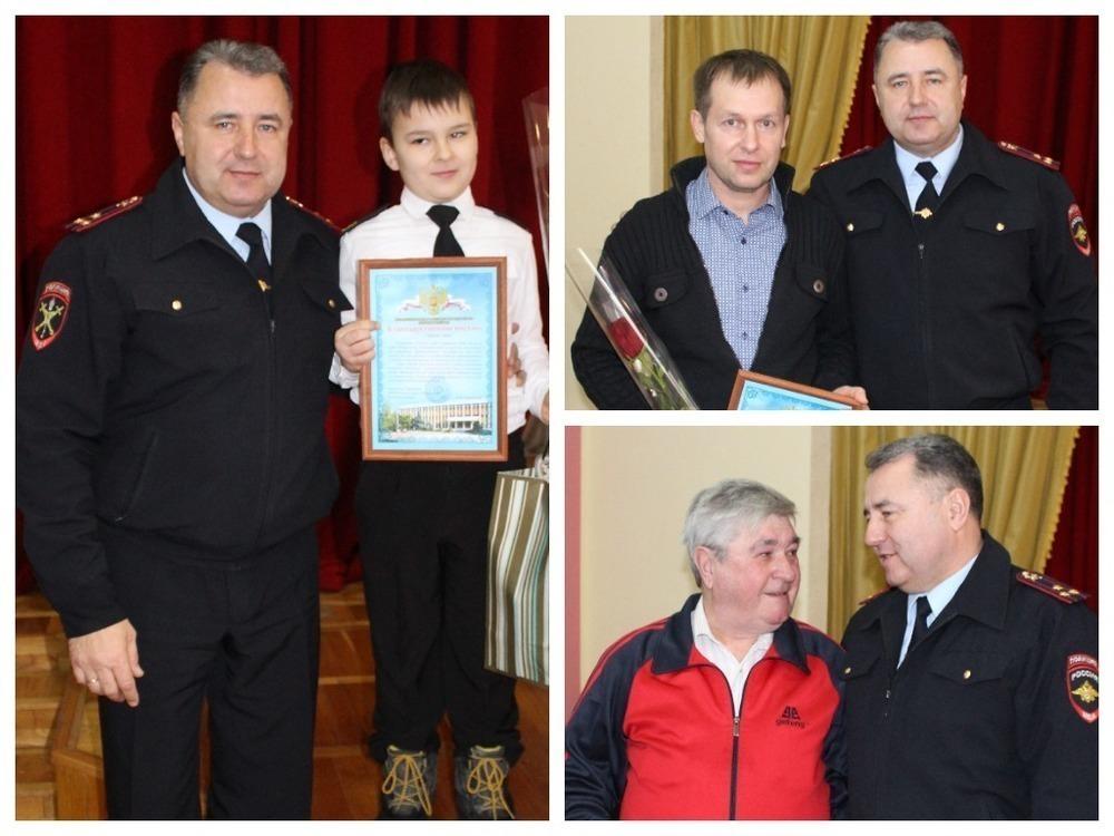 Отец четырех детей Андрей Еремин был награжден за поимку грабителя в Новороссийске