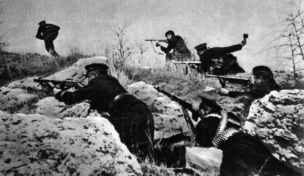 Новороссийск 75 лет назад: отчаянная вылазка разведчиков