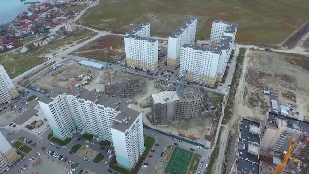 Арест земель КЖС тормозит начало строительства брошенных объектов