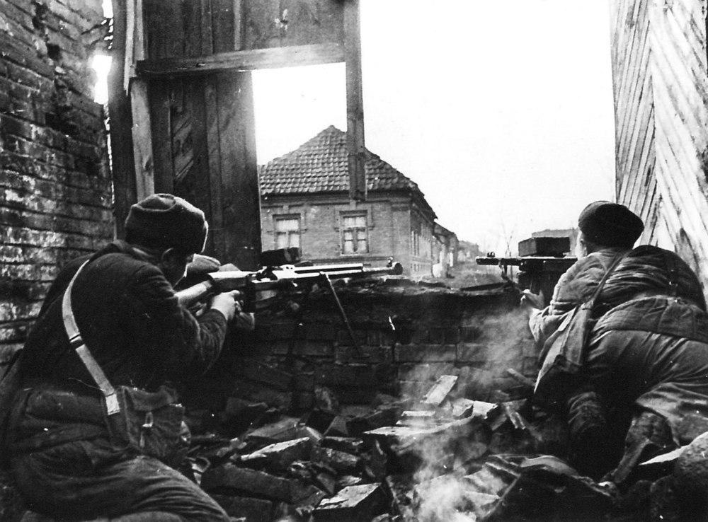 Каким было 14 февраля 1943 года в Новороссийске. На 75 лет назад.