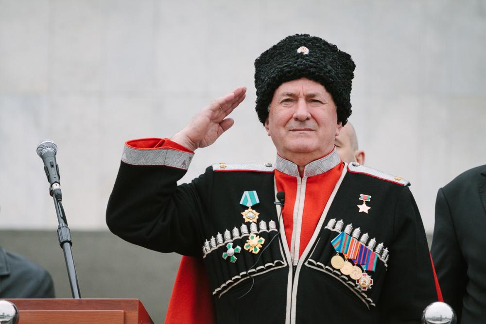 Вице-губернатор Кубани возглавит Всероссийское казачье общество
