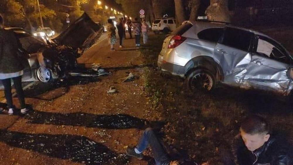 Пострадавшего в страшной аварии перевели в реанимацию Новороссийска