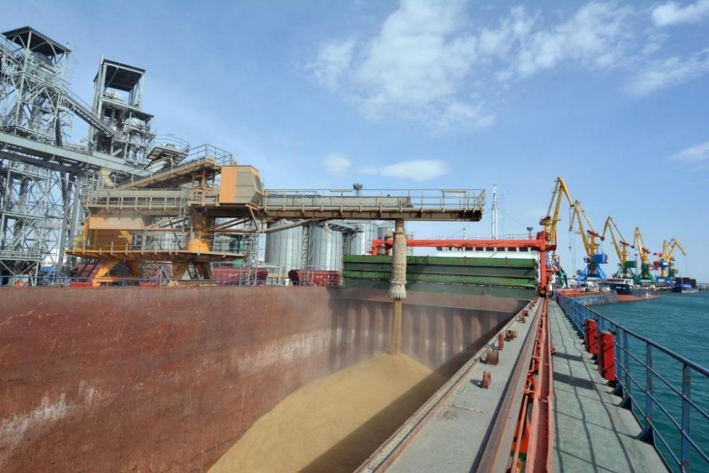 В Новороссийске будет больше зерна, но не зерновозов