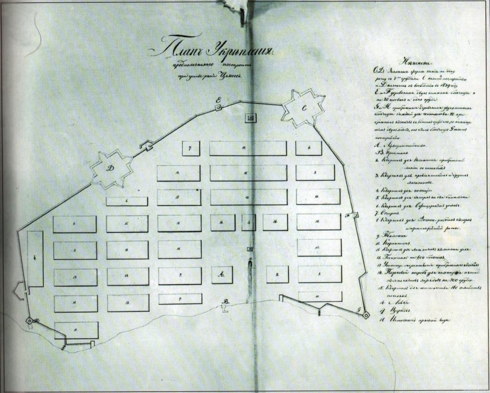 Календарь: началось строительство Новороссийска