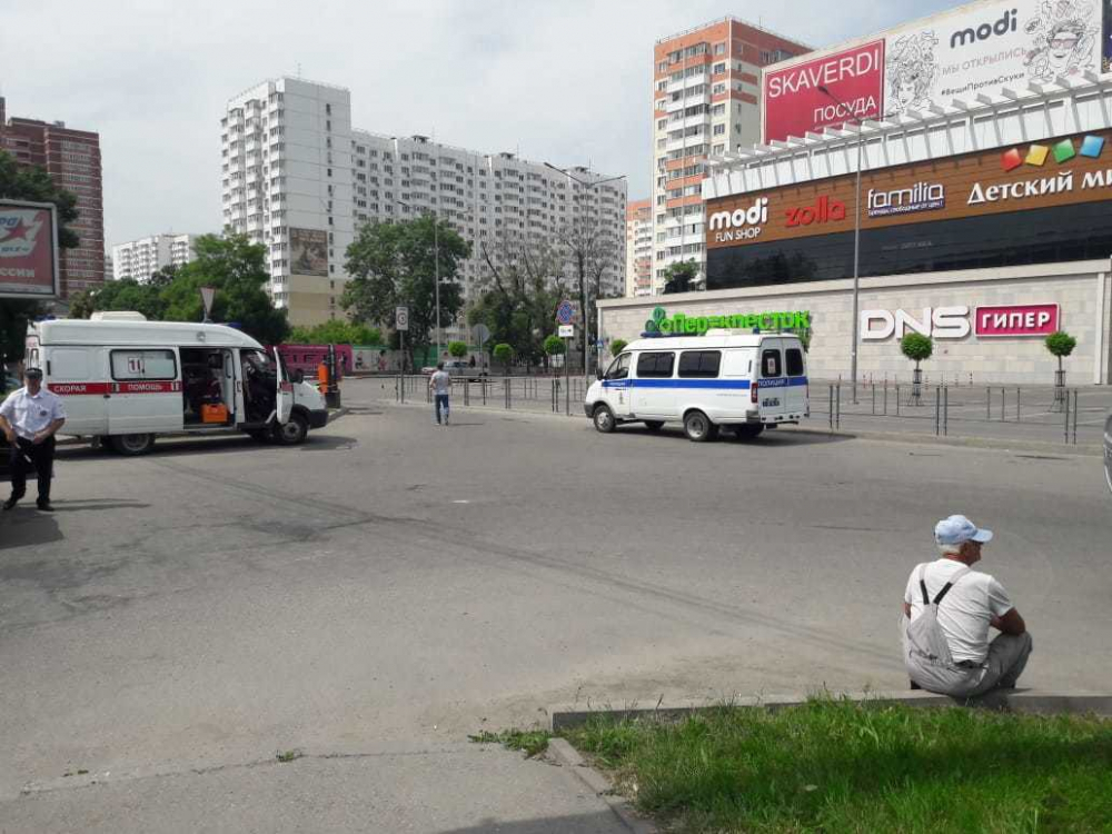Стала известна причина массовой эвакуации людей в Новороссийске