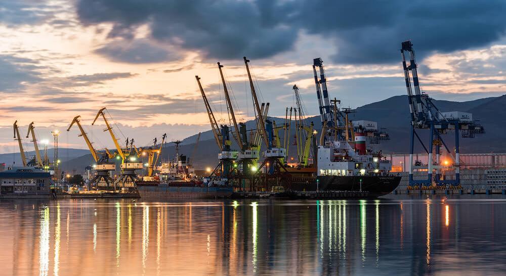Новороссийский порт побил рекорды