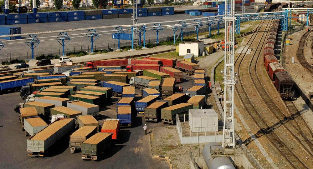 В Новороссийск, возможно, придут китайцы торговать южным зерном и соей