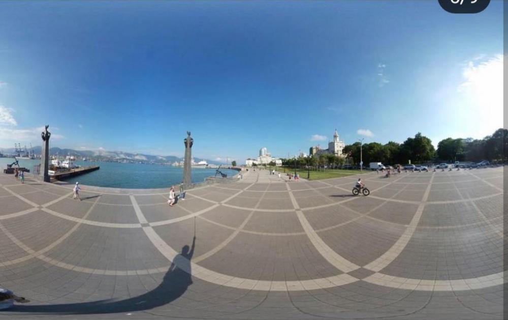 Туристы смогут гулять по Новороссийску не приезжая в город