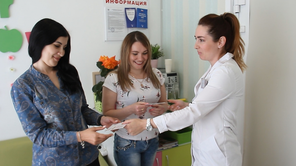 Обладатели самых красивых улыбок Новороссийска получили ценные призы
