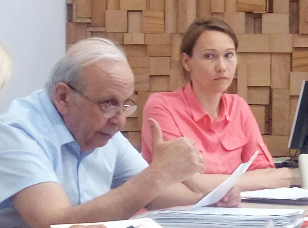 Марк Швабский рассказал о перспективах получения квартир дольщиками КЖС