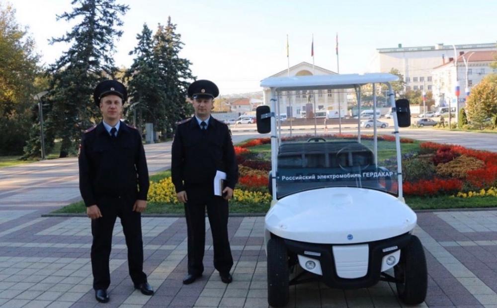 Полицейские на Гердакаре будут следить за порядком на набережной Новороссийска