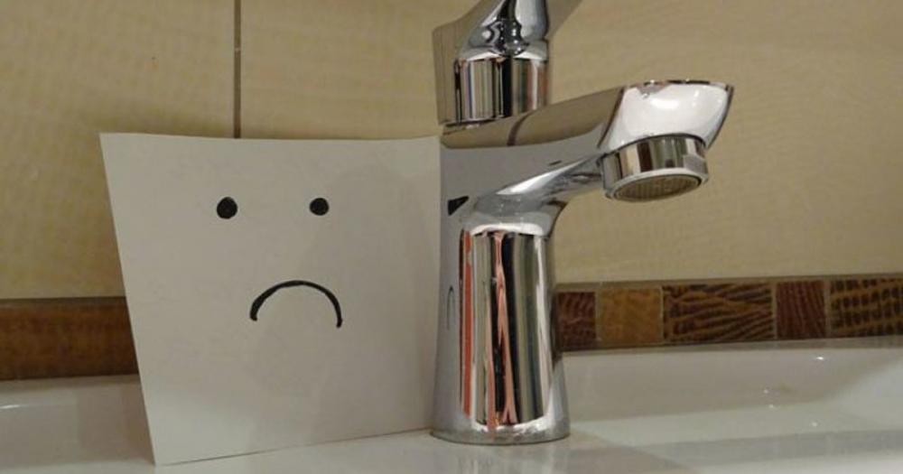 Что стало причиной отсутствия воды у новроссийцев