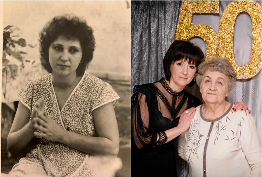 «16 лет прошло со дня смерти мамы, а она до сих пор рядом», - участница конкурса «Я и моя мама»