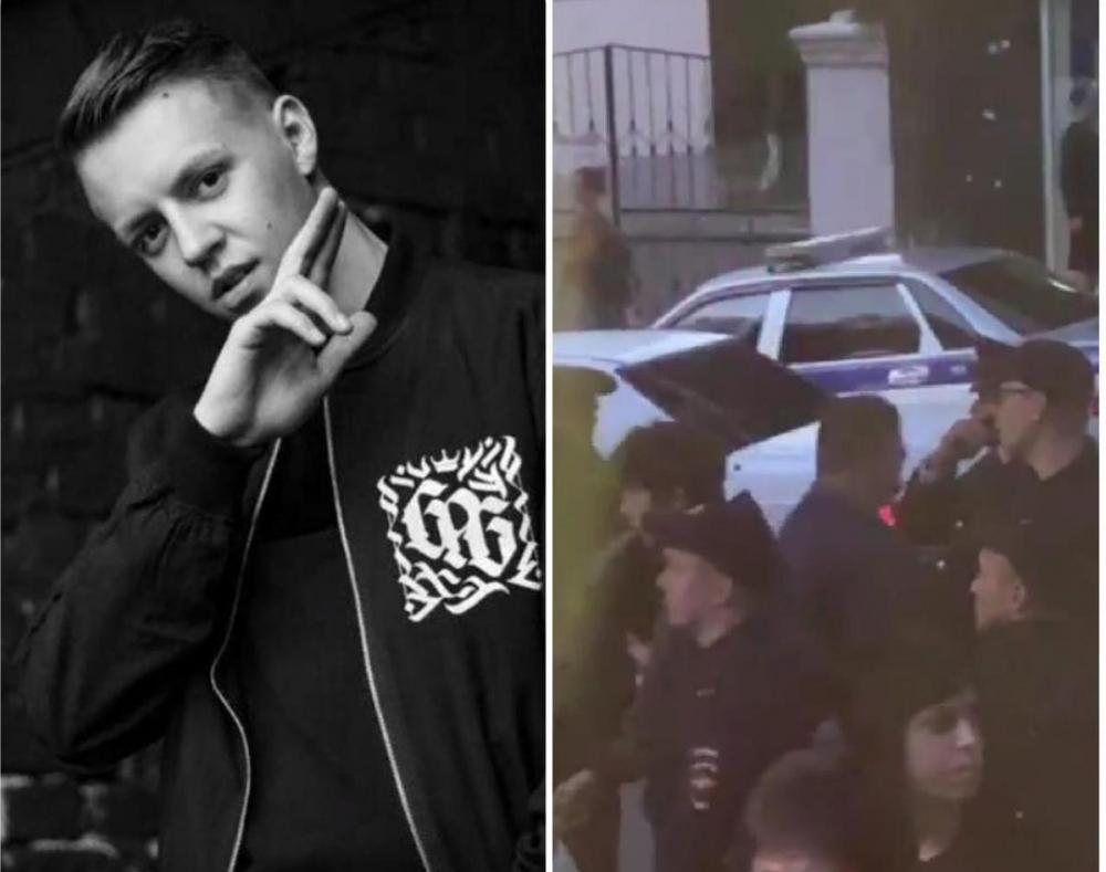 Концерт российского рэпера потерпел фиаско в Новороссийске