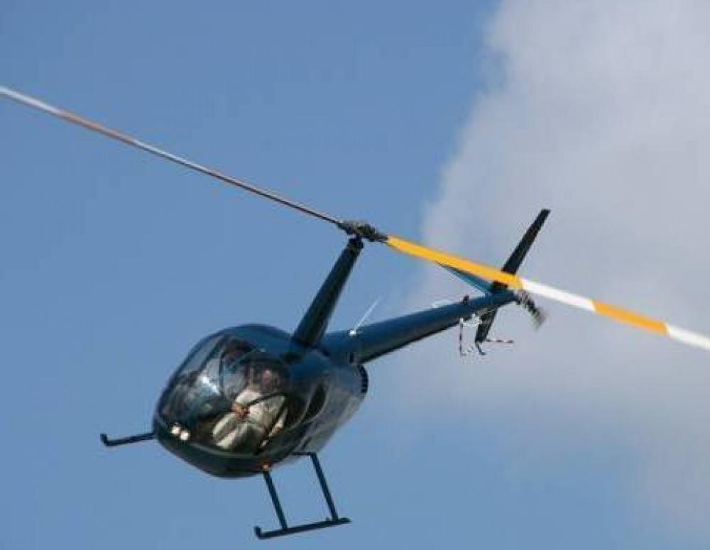 Под Новороссийском рухнул вертолет с пассажирами