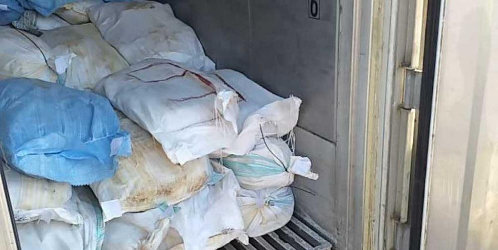 28 тонн опасного мяса не пропустил порт Новороссийска