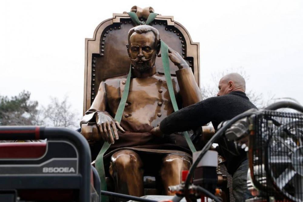 Глава Новороссийска приглашает жителей на открытие нового памятника