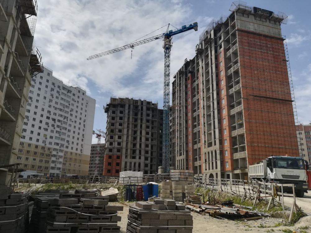 ЖК Суджук Кале в Новороссийске будет строиться ударными темпами и по новым технологиям