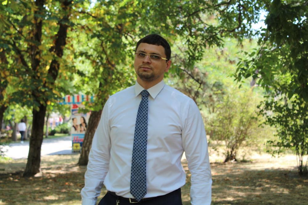 Алексей Воловик рассказал, как будет выглядеть парк Фрунзе после реконструкции