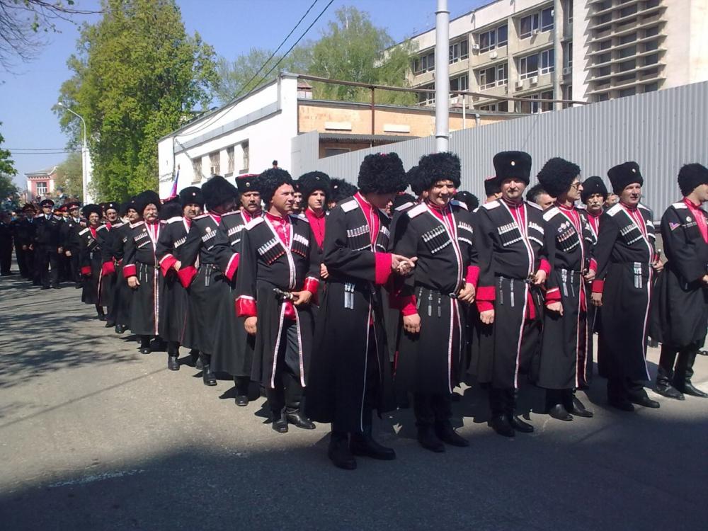 27 миллионов рублей выделят на охрану порядка новороссийским казакам