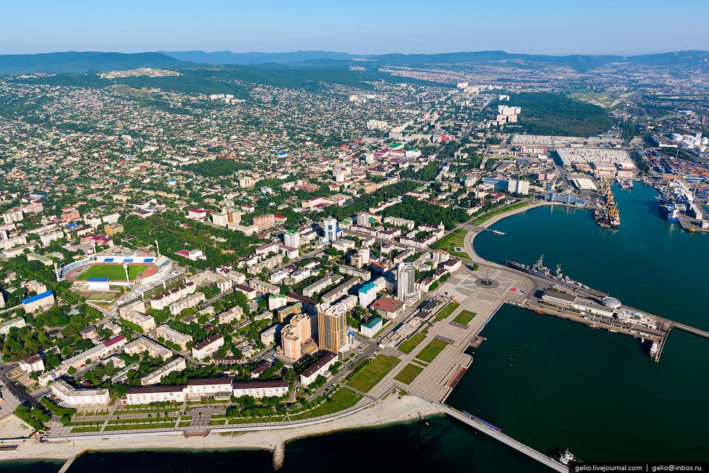 Новороссийск подрос в рейтинге самых дружелюбных городов России