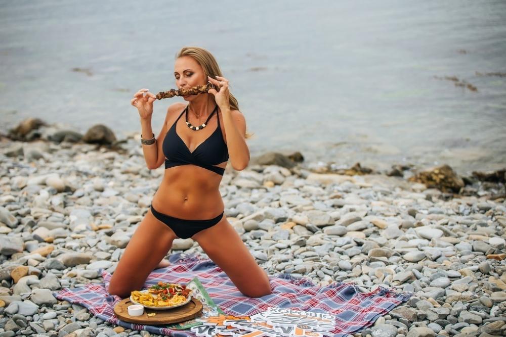 Виктория Хаконова: позитивная, активная и сочная