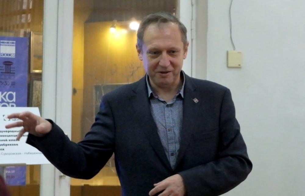 Главный архитектор рассказал новороссийцам о набережной будущего