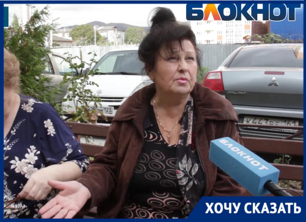 За УК и двор бью ломом в упор: жительнице Новороссийска угрожают расправой