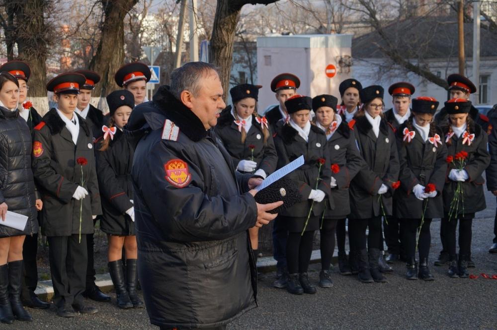 На митинге в Новороссийске вспомнили о невозвращенных казачьих землях