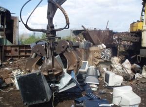 1100 единиц игорного оборудования уничтожено в Новороссийске