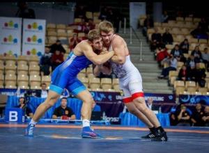 Новороссиец Александр Головин - чемпион мира по греко-римской борьбе