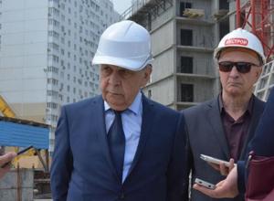 Достраивать все брошенные «Кубаньжилстроем» дома новый инвестор мог бы одновременно, но…