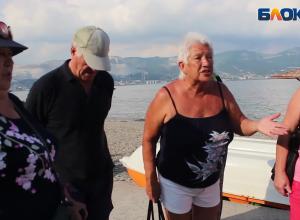 Морская семья Новороссийска возмущена сменой арендатора на пляже Нептун