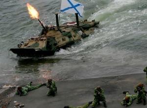 В Новороссийске проходят масштабные учения Южного военного округа