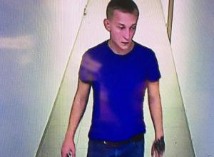 Молодого мужчину всё еще разыскивают в Новороссийске