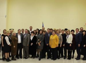 В Абрау-Дюрсо состоялся форум организаторов выборов Новороссийского внутригородского района