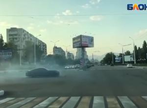 Новороссийский дрифтер, исполнивший «жука» на оживленном перекрестке, публично раскаялся