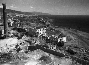 Восставший из руин Новороссийский порт
