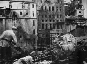 Новороссийск 75 лет назад: мастер и защитник цемзавода «Октябрь»